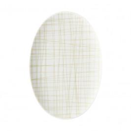 Rosenthal Mesh Line Cream Platte 18 cm