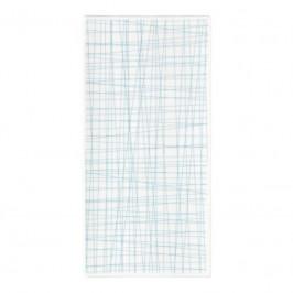 Rosenthal Mesh Line Aqua Platte flach 26x13 cm