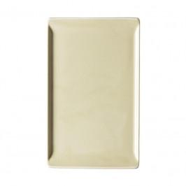 Rosenthal Mesh Cream Platte flach - ohne Relief 24x15 cm