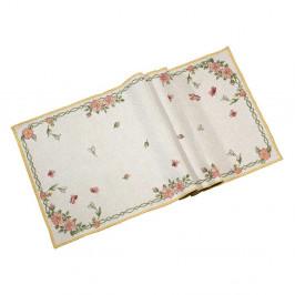 Villeroy & Boch Spring Fantasy Läufer Gobelin New Flowers XL - 70% Baumwolle + 30% Polyester 49x143 cm