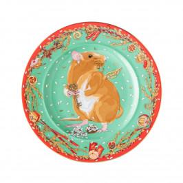 Rosenthal studio-line Zodiac 2020 - Year of the rat Wandteller 18 cm