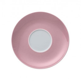 Thomas Sunny Day Light Pink Cappuccino-/ Jumbo-Untertasse 16,5 cm