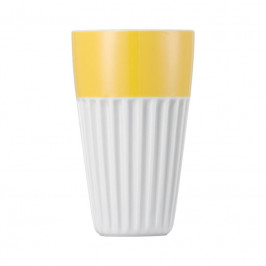Thomas Sunny Day Yellow Cup° Becher Yellow h: 13 cm / 0,35 L