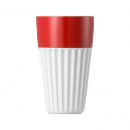 Thomas Sunny Day New Red Cup° Becher New Red h: 13 cm / 0,35 L