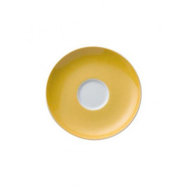 Thomas Sunny Day Yellow Espresso-/Mokka-Untertasse 12 cm