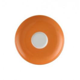 Thomas Sunny Day Orange Mokka Untertasse 12 cm