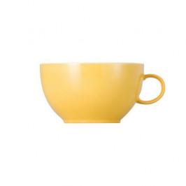 Thomas Sunny Day Yellow Cappuccino Obertasse 0,38 L