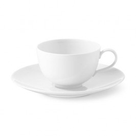 KPM Urbino weiß Kaffee-/Tee-Untertasse 15 cm