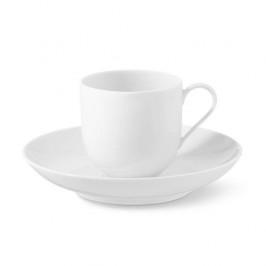 KPM Urbino weiss Espresso Untertasse 12,8 cm