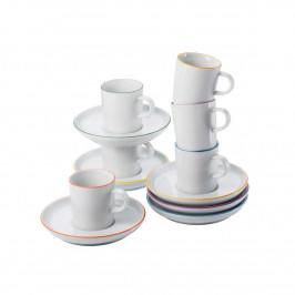 Arzberg Porzellan Cucina Colori Espresso-Set 12 tlg.