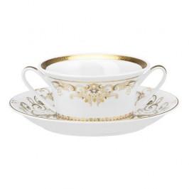 Rosenthal Versace Medusa Gala Gold Suppentasse 2-tlg. 0,30 L