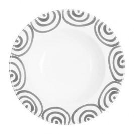 Gmundner Keramik Graugeflammt Pastateller Gourmet d: 29 cm / h: 4,5 cm