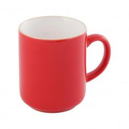 Friesland Happymix Rot Becher mit Henkel innen weiß 0,40 L