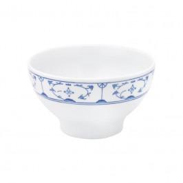 Kahla Blau Saks - Indisch Blau - Stohblumenmuster Bowl 14 cm
