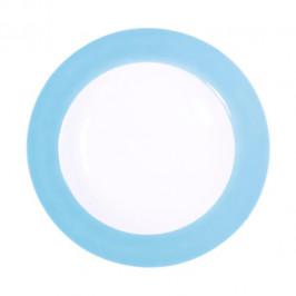 Kahla Pronto Colore himmelblau Brunch-Teller flach 23 cm
