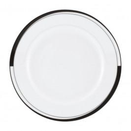 Friesland La Belle Black & White Frühstücksteller 22 cm