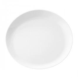 Seltmann Weiden No Limits - Organic Weiss Gourmetteller flach 24 cm