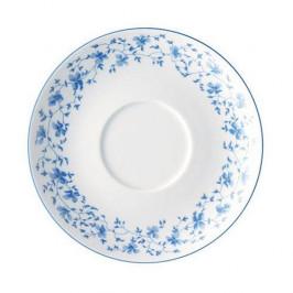 Arzberg Form 1382 Blaublüten Untertasse für Tee,Cafè au lait 15 cm