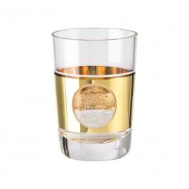 Rosenthal Versace Medusa Madness Oro - Bar Universalbecher Glas 0,19 L / h: 9,8 cm