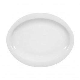 Seltmann Weiden Top Life weiss  Teller oval / Frühstücksteller 25 cm