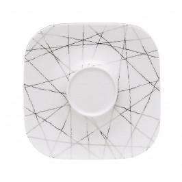Rosenthal studio-line Free Spirit Stars Kombi Tee Untertasse quadratisch 15 cm