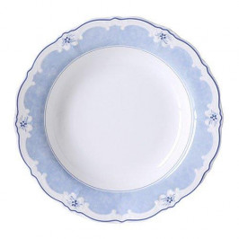 Hutschenreuther Baronesse Estelle Bleu Suppenteller blue 24 cm
