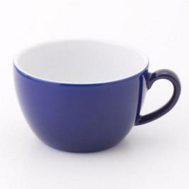 Kahla Pronto Colore nachtblau Cappuccino Obertasse 0,25 L
