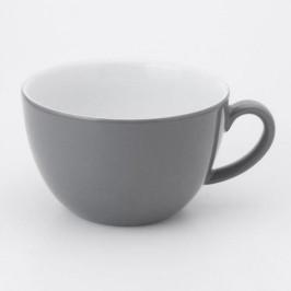 Kahla Pronto Colore grau Cappuccino Obertasse 0,25 L