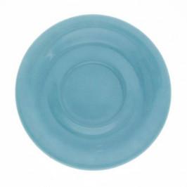 Kahla Pronto Colore petrol Untertasse f. Capp.-,Macchiato-,Kaffeebecher 16 cm