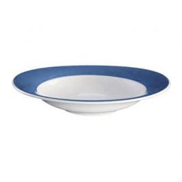 Seltmann Weiden Trio Blau Suppenteller 23 cm