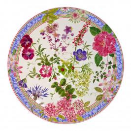 Gien 'Millefleurs' Kuchenplatte 30 cm