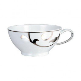 Königlich Tettau Jade Garbo Platin Tee Obertasse 0,21 l