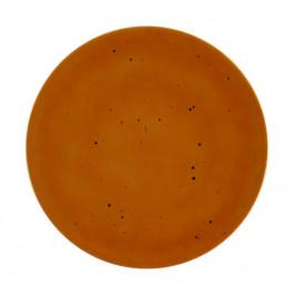 Seltmann Weiden Coup Fine Dining - Country Life terracotta Teller Coup flach 26 cm