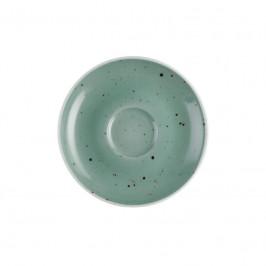 Seltmann Weiden Coup Fine Dining - Country Life petrol Espresso-Untertasse 11,8 cm