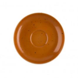Seltmann Weiden Coup Fine Dining - Country Life terracotta Cappuccino-Untertasse 14,7 cm