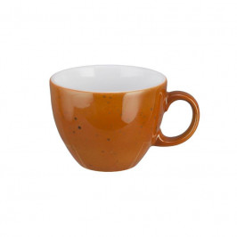Seltmann Weiden Coup Fine Dining - Country Life terracotta Cappuccino-Obertasse 0,22 L