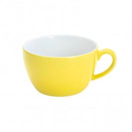 Kahla Pronto Colore zitronengelb Cappuccino-Obertasse 0,25 L