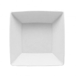 Thomas Loft weiss Bowl quadratisch tief 12 cm / 0,23 L