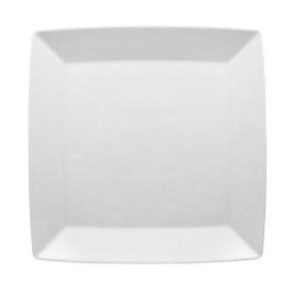 Thomas Loft weiss Platte / Teller quadratisch 27 x 27 cm