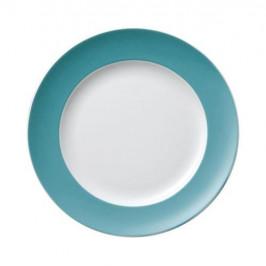 Thomas Sunny Day Turquoise Frühstücksteller 22 cm