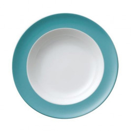 Thomas Sunny Day Turquoise Suppenteller 23 cm