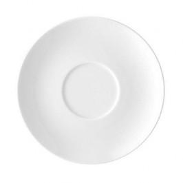 Arzberg Form 1382 weiss Suppen Untertasse 17 cm