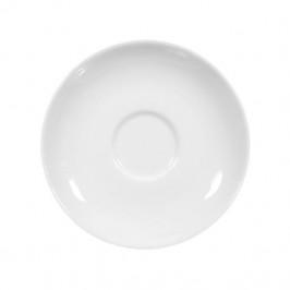 Seltmann Weiden Rondo / Liane weiß Espresso-Untertasse 12 cm