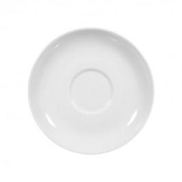 Seltmann Weiden Rondo / Liane weiß Tee-Untertasse 13 cm