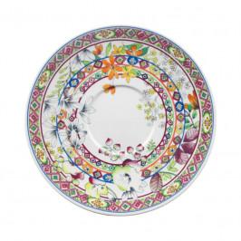 Gien  'Bagatelle' Frühstücks-Untertasse 18 cm