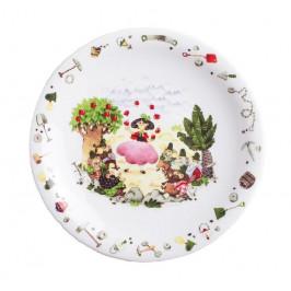 Kahla Kids - Schneewittchen Teller flach / Frühstücksteller 21,5 cm