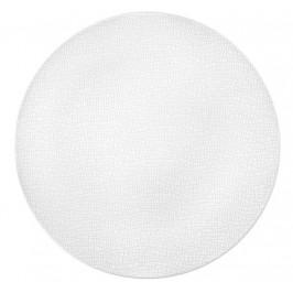 Seltmann Weiden Life Fashion - Luxury White Servierplatte flach rund 33 cm