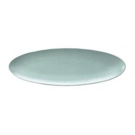 Seltmann Weiden Life Fashion - Green Chic Servierplatte schmal 35x12 cm