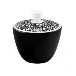 Seltmann Weiden Life Fashion - Glamorous Black Zuckerdose 0,26 L