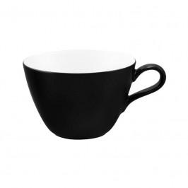 Seltmann Weiden Life Fashion - Glamorous Black Milchkaffee-Obertasse 0,37 L